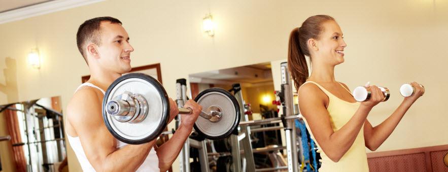 Primerjava: 6 osnovnih tipov vadbe in joga